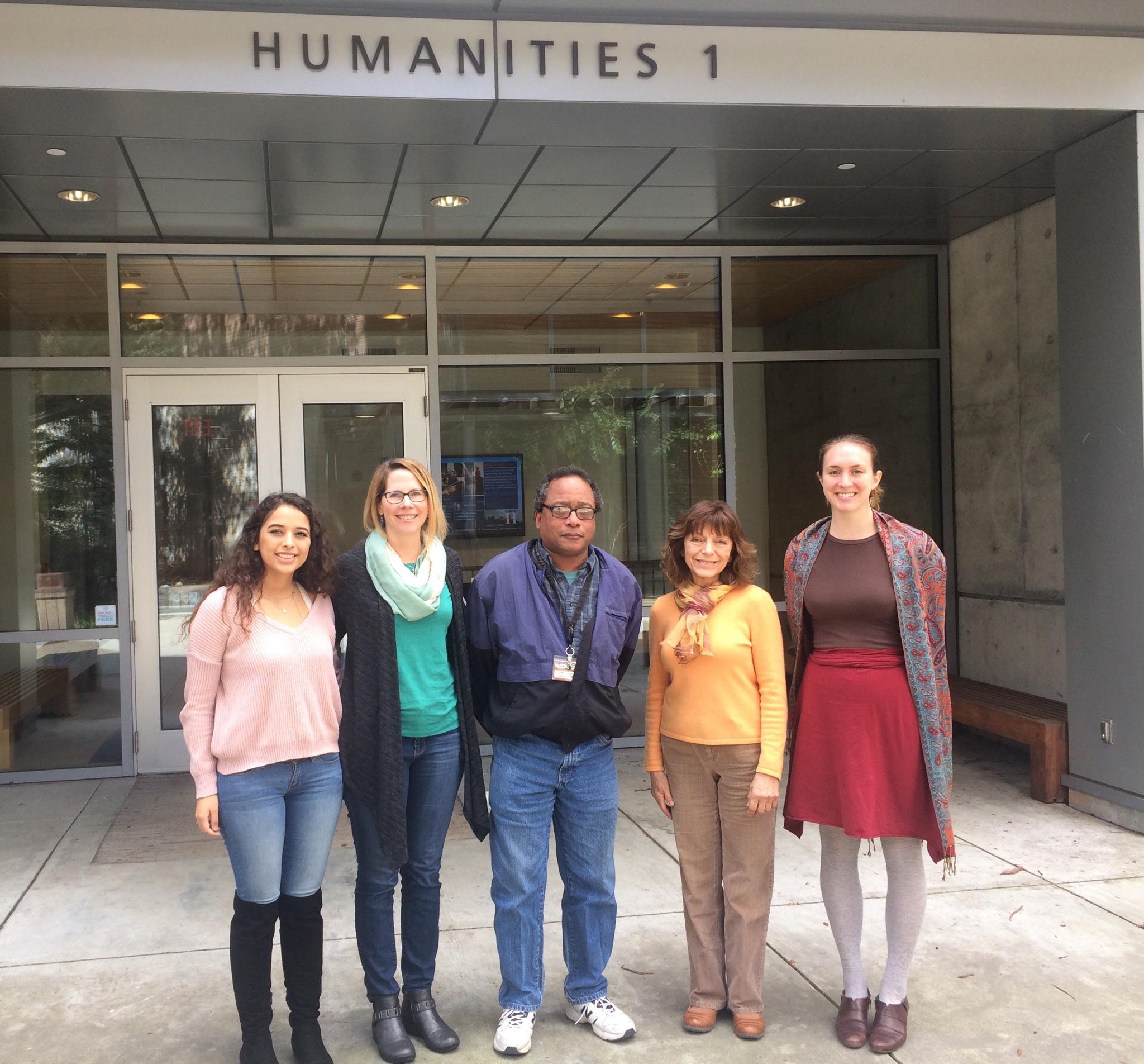 Humanities Green Team Photo